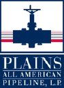 Plains All American Pipeline LP logo