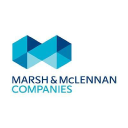 Marsh & Mclennan Cos logo