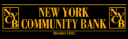 New York Community Bancorp Inc. logo